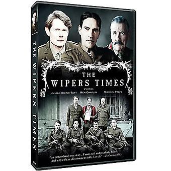 Vindusviskere ganger [DVD] USA importere