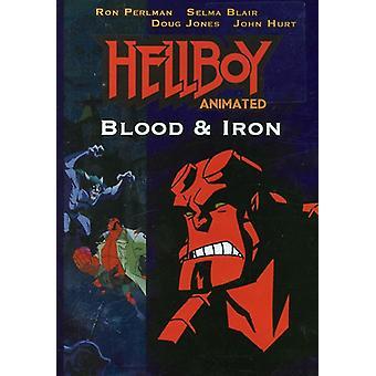 Hellboy-Blut & Eisen [DVD] USA importieren