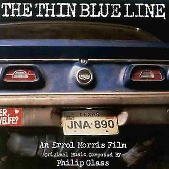 Various Artists - The Thin Blue Line (Original Soundtrack) [CD] USA import
