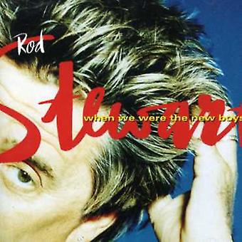 Rod Stewart - When We Were the New Boys [CD] USA import