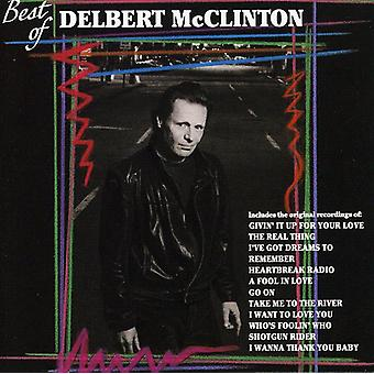 Delbert McClinton - beste van Delbert McClinton [CD] USA import
