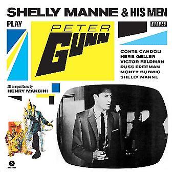Shelly Manne & zijn mannen - Play Peter Gunn [Vinyl] USA importeren