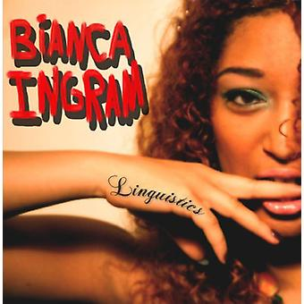 Bianca Ingram - Linguistics [CD] USA import
