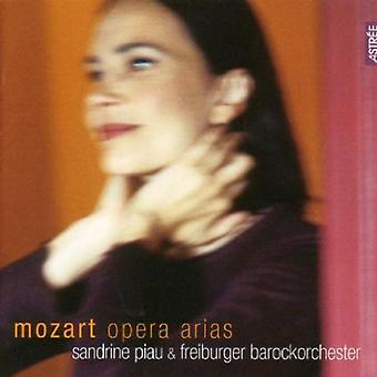 W.a. Mozart - Mozart: Opera Arias [CD] USA import