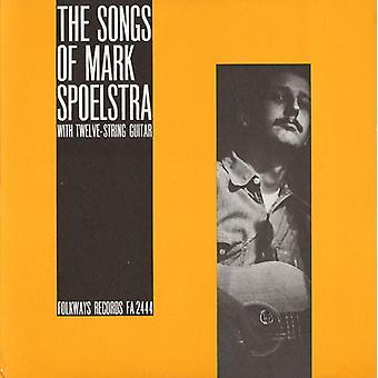 Mark Spoelstra - låtar av Mark Spoelstra [CD] USA import