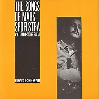 Mark Spoelstra - Songs von Mark Spoelstra [CD] USA import
