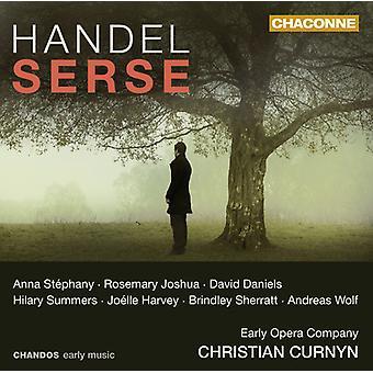 G.F. Handel - Handel: Importación Serse [CD] Estados Unidos