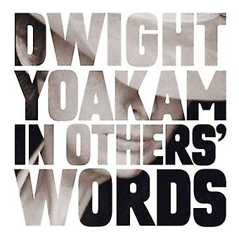 Dwight Yoakam - In Other's Words [CD] USA import