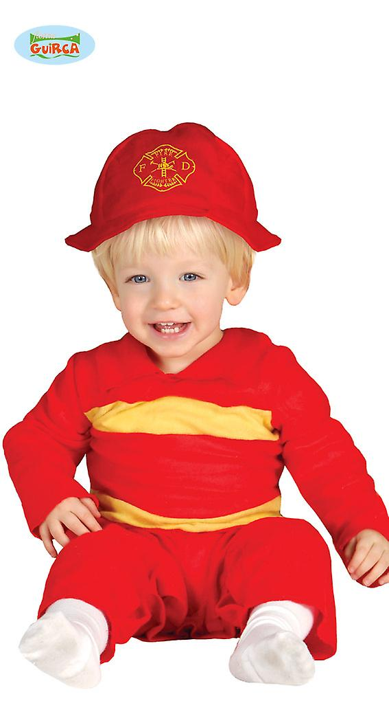 Fireman costume, Fireman costume infant