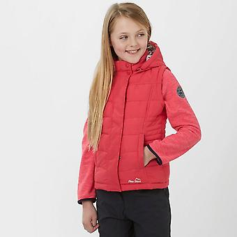 Peter Storm Girl's Daily Gilet Rose