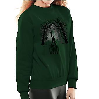 The Comeback Ash Vs Evil Dead Straight Outta Retirement Women's Sweatshirt