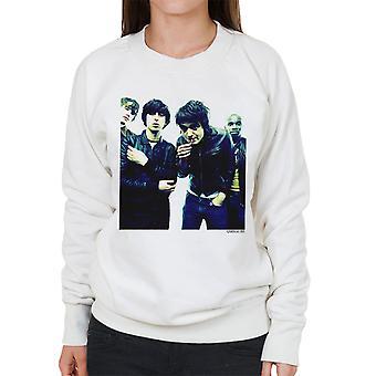 The Libertines Pete Doherty Smoking Women's Sweatshirt