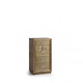 Moycor High Merapi 6 Drawer Commode 60x45x110 (Home , Bedroom , Chest of drawers)