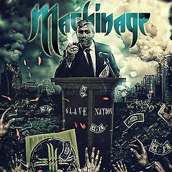 Machinage - Slave Nation [CD] USA importerer