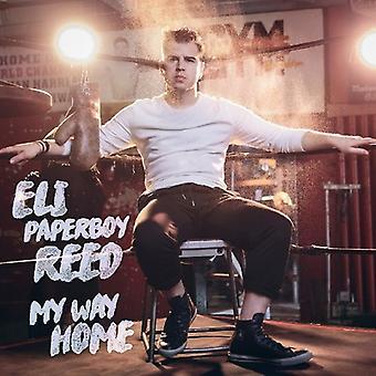 Eli Paperboy Reed - min vej hjem [CD] USA importerer