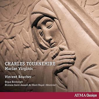 Tournemire / Boucher - Charles Tournemire: importazione USA Mariae Virginis [CD]