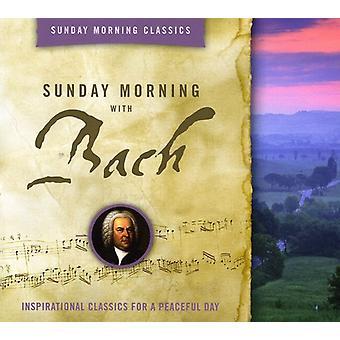 J.S. Bach - søndag morgen med Bach [CD] USA Importer