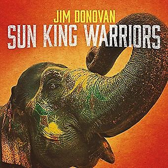 Jim Donovan - Sun King Warriors [CD] USA import