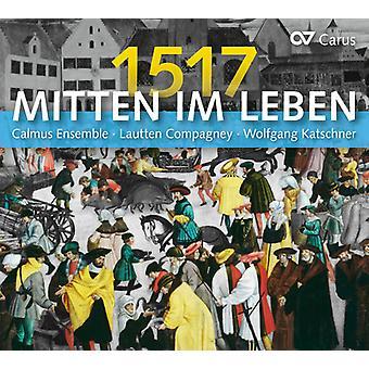 Bach / Katschner / Katschner - midt i livet 1517 [CD] USA import