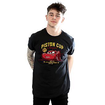 Disney Men's Cars Piston Cup Champion T-Shirt