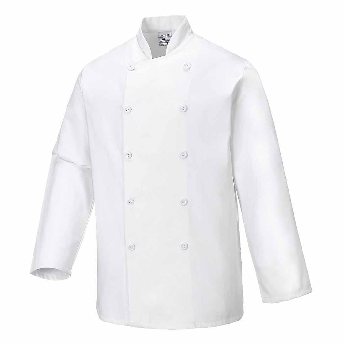 sUw - Sussex Chefs Kitchen Workwear Jacket