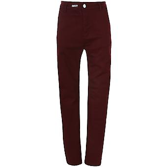 Sweet SKTBS Chino pants men's jeans red of the chinos
