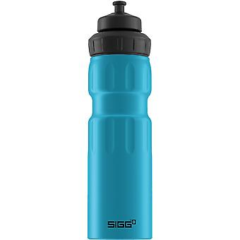 Sigg Wide Mouth 0.75L Sports Bottle (Blue Touch)