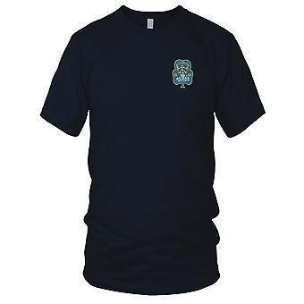 O ' Brien DE E.U. Marinha USS Chester T-421 bordada Patch - Mens T-Shirt