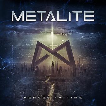 Metalite - helte i gang [CD] USA importerer
