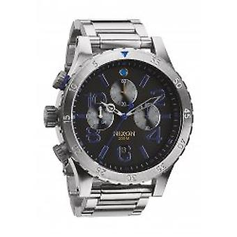 Nixon a 48-20 Chrono Midnight GT (A4861529)