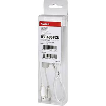 USB 2.0 Cable [1x USB 2.0 connector Mini B - 1x USB 2.0 connector A] 1.5 m White Canon