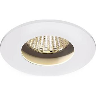 LED recessed light 10 W Warm white Sygonix Egna