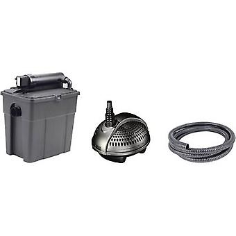 Filter set incl. UVC pond clarifier 1500 l/h Pontec 50238