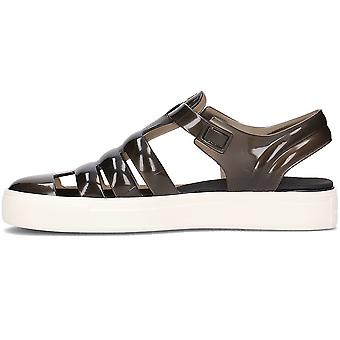 Lemon Jelly krystal 05 CRYSTAL05BLACKWHITE kvinder sko