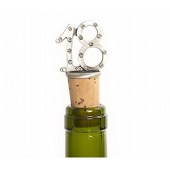 18 Cork Bottle Stopper