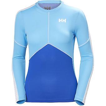 Helly Hansen HH Women's Lifa Active Light LS - Graphite Blue