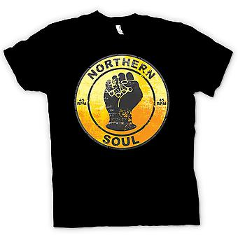Kinder T-shirt - Northern Soul - Vinyl Music