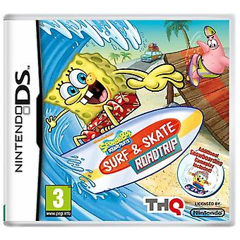 SpongeBob-Surf und Skate Roadtrip (Nintendo DS)