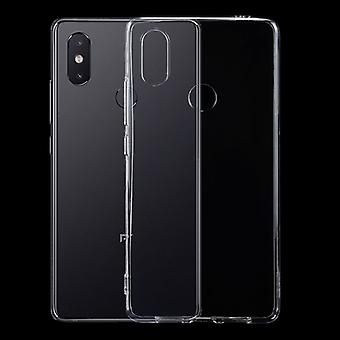For Xiaomi MI 8 SE Silikoncase TPU protection transparent bag case cover pouch accessories new