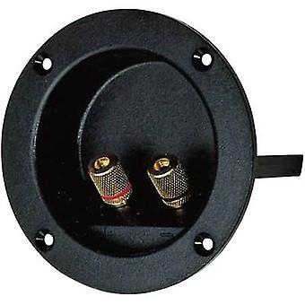 Visaton Circular screw terminal ST 77 1 pc(s)