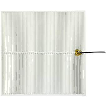 Thermo Polyester Heating foil self-adhesive 230 V AC 40 W IP rating IPX4 (L x W) 400 mm x 400 mm