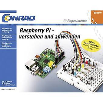 Course material Conrad Components Lernpaket Raspberry Pi 1225953