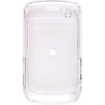 Wireless Solutions Snap-On Case for Blackberry 8520 8530 Curve2 - Clear