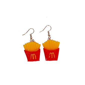 Jewelry and crowns  earrings french fries