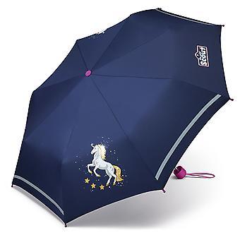 Scout Unicorn girl children school Pocket umbrella umbrella child umbrella