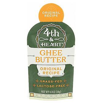 4th & Heart Grass Fed Ghee Butter Original Recipe