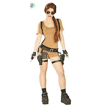 Women costumes  Lara Dressup Costume video game