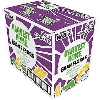 Nestle Harvest Home Bran Flakes Cereal Catering Pack