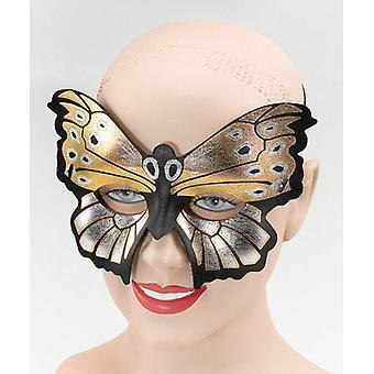Butterfly Eden Domino Eye Mask.