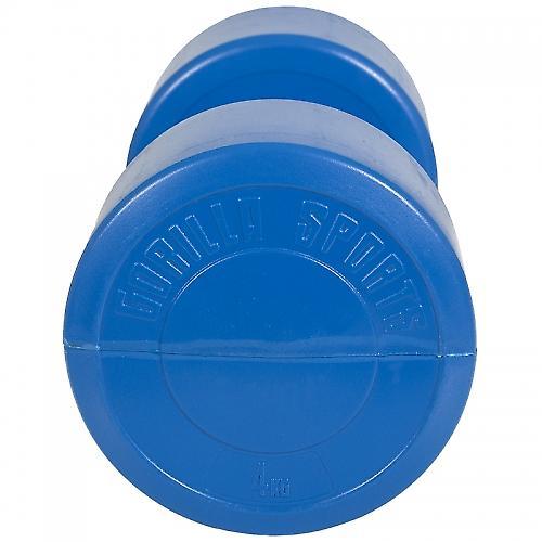 1 x 4 KG Halt�re fitness en plastique
